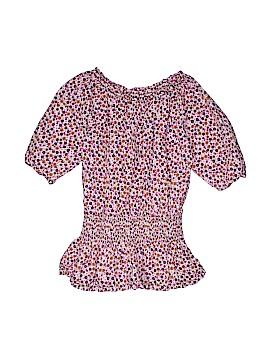 Peek... Short Sleeve Blouse Size 6 - 7