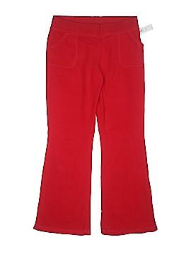 Faded Glory Fleece Pants Size 10