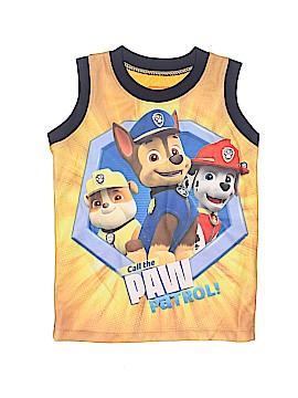 Nickelodeon Sleeveless T-Shirt Size 3T