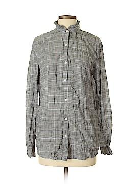 J. McLaughlin Long Sleeve Button-Down Shirt Size XS