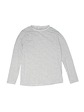 M&S Long Sleeve T-Shirt Size 10