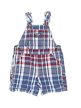 OshKosh B'gosh Overall Shorts Size 18-24 mo