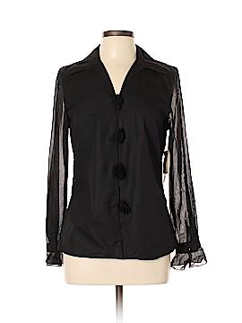 Amanda Smith Long Sleeve Blouse Size 10