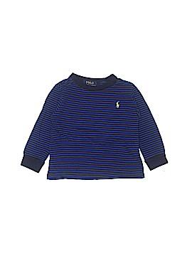 Polo by Ralph Lauren Long Sleeve T-Shirt Size 12 mo