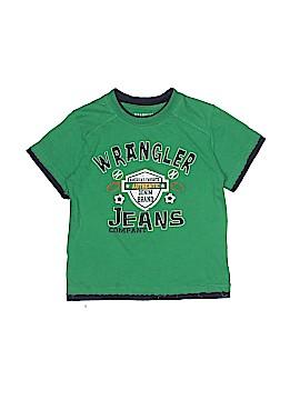 Wrangler Jeans Co Short Sleeve T-Shirt Size 4T