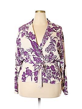 H&M Long Sleeve Blouse Size 16