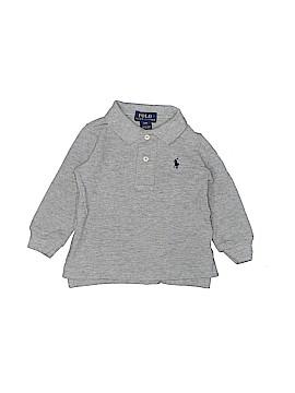 Polo by Ralph Lauren Long Sleeve Polo Size 12 mo