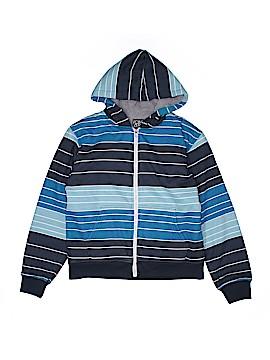Point Zero Zip Up Hoodie Size S (Kids)