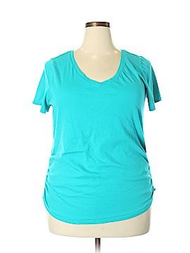 Lane Bryant Outlet Short Sleeve T-Shirt Size 18/20 Plus (Plus)