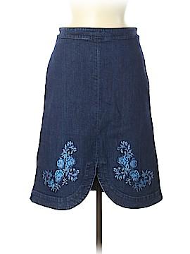 Stella McCartney Denim Skirt Size 40 (EU)