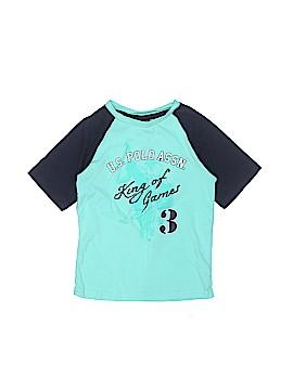 U.S. Polo Assn. Short Sleeve T-Shirt Size 4T
