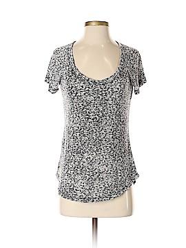 Pink Lotus Short Sleeve T-Shirt Size S