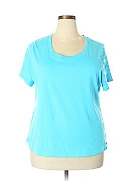 Bobbie Brooks Short Sleeve T-Shirt Size 1X (Plus)