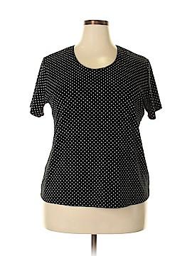 Rebecca Malone Short Sleeve T-Shirt Size 2X (Plus)
