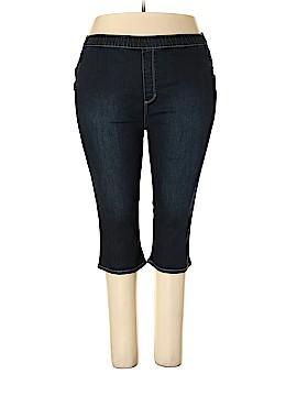 Susan Graver Jeans Size 18 (Plus)