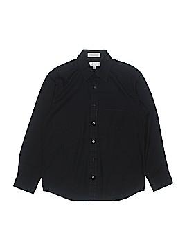 Van Heusen Long Sleeve Button-Down Shirt Size 18