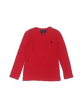 Ralph Lauren Long Sleeve T-Shirt Size 4
