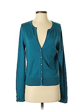 Ann Taylor LOFT Silk Cardigan Size M