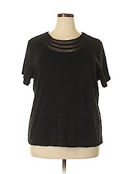 Rafaella Studio Short Sleeve T-Shirt Size 3X (Plus)