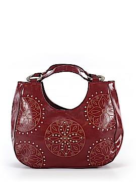 Bisou Bisou Leather Shoulder Bag One Size
