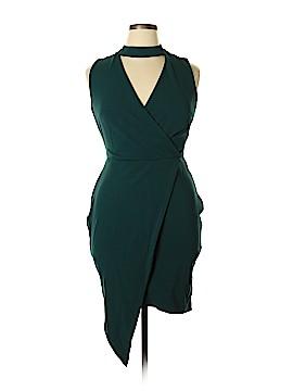 FASHION TO FIGURE Casual Dress Size 0X Plus (0) (Plus)