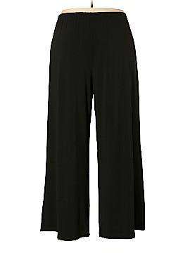 Bob Mackie Casual Pants Size 3X (Plus)