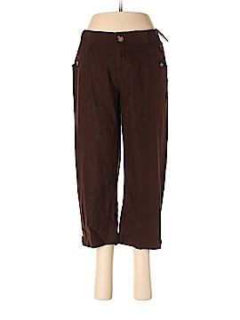 Christopher & Banks Linen Pants Size 6