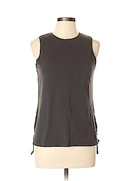 Zara W&B Collection Sleeveless T-Shirt Size L