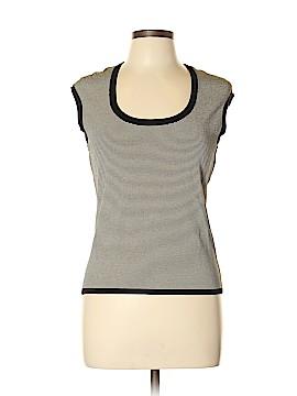 Adrienne Vittadini Short Sleeve Top Size L