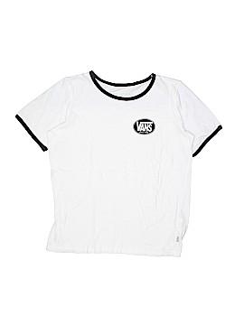 Vans Short Sleeve T-Shirt Size L (Kids)