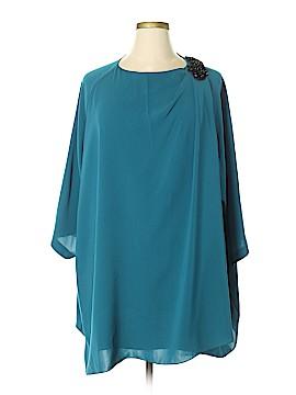 Marina Rinaldi 3/4 Sleeve Blouse Size 18 (27) (Plus)