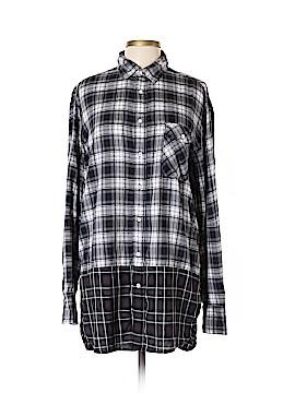 Rag & Bone Long Sleeve Button-Down Shirt Size XL