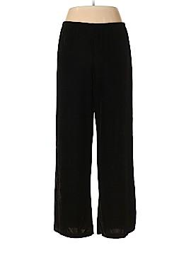 Zac & Rachel Velour Pants Size XL