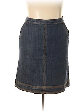 Boden Denim Skirt Size 12