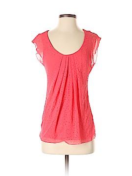 Cynthia Rowley TJX Short Sleeve Top Size XS
