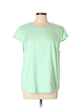 J. Crew Short Sleeve Blouse Size XL