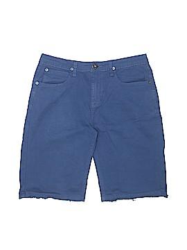 Hudson Jeans Khaki Shorts Size 14
