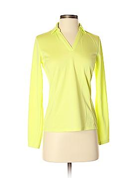 Lady Hagen Long Sleeve Polo Size XS