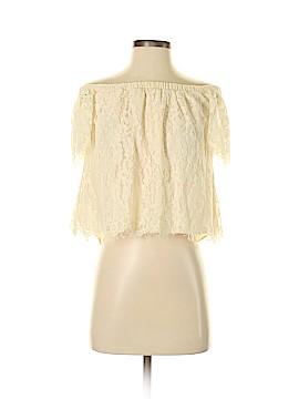 Atina Cristina Short Sleeve Top Size S