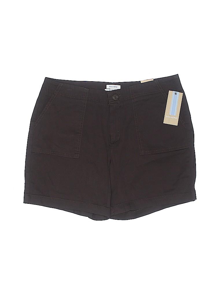 Dockers Women Shorts Size 10