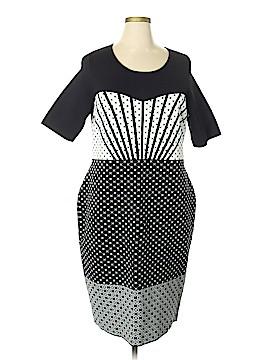 Marina Rinaldi Casual Dress Size 16 (L)