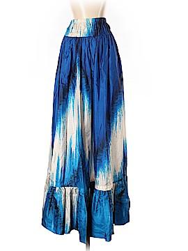 Roberto Cavalli Silk Skirt Size 40 (IT)