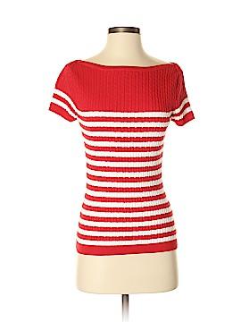 Jeanne Pierre Short Sleeve Top Size S
