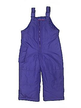 London Fog Snow Pants With Bib Size 2T