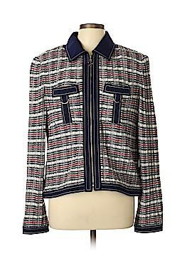 St. John Sport Wool Blazer Size L