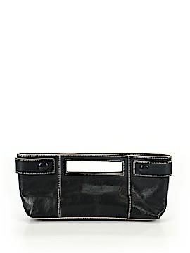MAXX New York Leather Clutch One Size