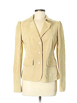 Ann Taylor LOFT Leather Jacket Size 8