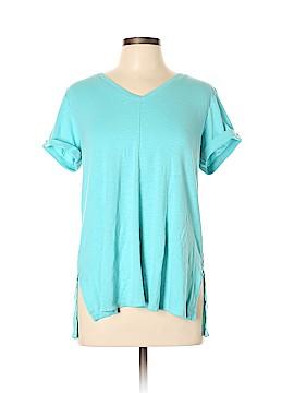 J.jill Short Sleeve Top Size L