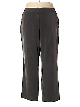 Ashley Stewart Dress Pants Size 26 (Plus)