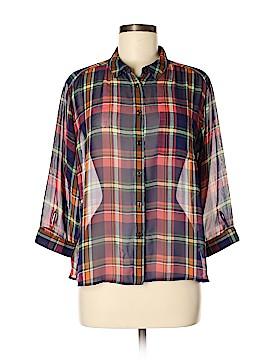 Uniqlo 3/4 Sleeve Blouse Size M